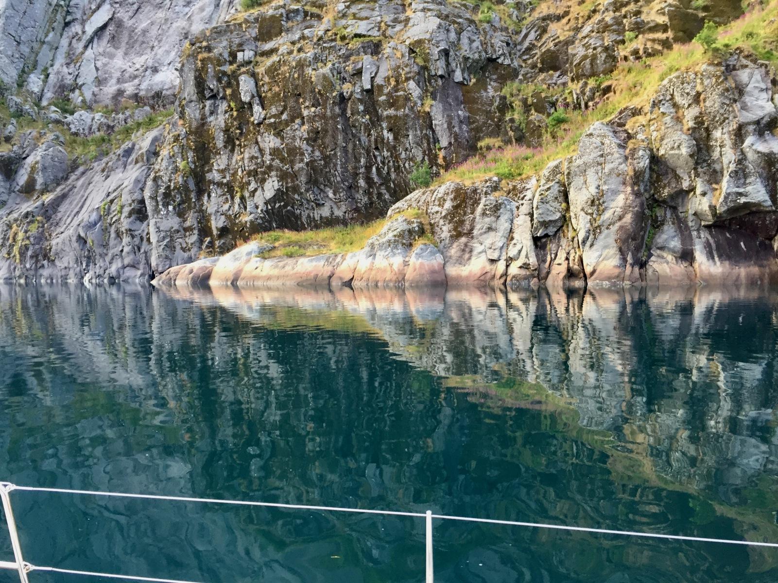 Trollfjord, Digermulen