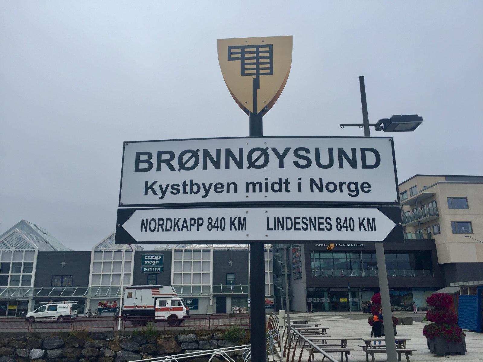 Brønnøysund, Nordland