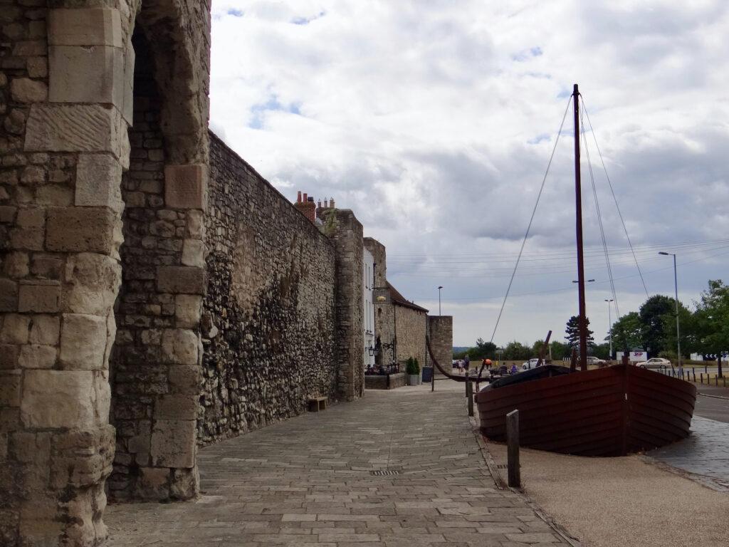 Stadtmauer Western Esplanade